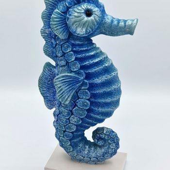 souvenirs-blue-seahorse-ornament